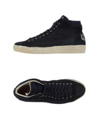 Cycle High Tops And Trainers Dark Blue