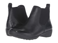 Bogs Carrie Slip On Boot Black Women's Waterproof Boots