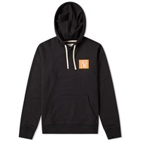 Saturdays Surf Nyc Ditch Overlap Hoody Black