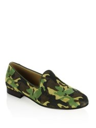 Del Toro Prince Camouflage Slippers
