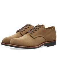 Red Wing Shoes 8043 Heritage Work Merchant Oxford Green