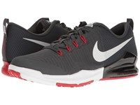 Nike Zoom Train Action Anthracite White University Red Black Men's Cross Training Shoes