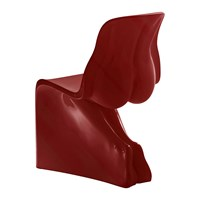 Horm And Casamania Her Chair Wine Red