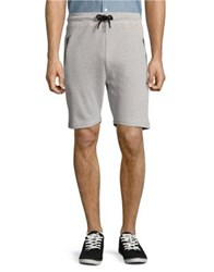 Sovereign Code Rory Cotton Shorts Light Grey