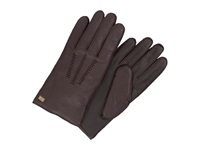 Ugg Wrangell Smart Glove W Conductive Palm Brown Extreme Cold Weather Gloves