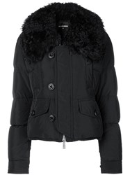 Dsquared2 Puffer Jacket Black