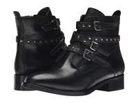 Bella Vita Mod Italy Black Leather Women's Boots