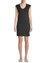 Gaiam Juliette Shift Dress Black