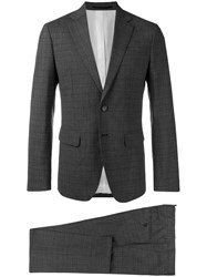 Dsquared2 Manchester Two Piece Suit Grey