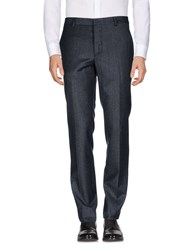 Valentino Casual Pants Steel Grey