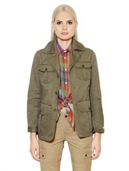 Polo Ralph Lauren Aria Cotton Field Jacket
