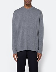 Acne Studios Kicha Sweater Dark Grey