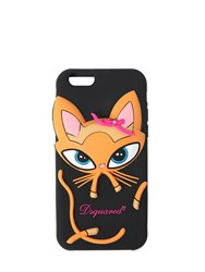 Dsquared Kitten Silicon I Phone 7 Case