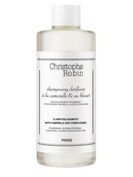 Christophe Robin Clarifying Shampoo With Chamomile And Cornflower 8.3 Oz. No Color