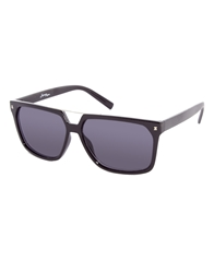 Jeepers Peepers Randy Aviator Sunglasses Black