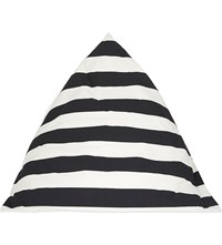 Wildfire Teepees Striped Cotton Pyramid Bean Bag 73Cm