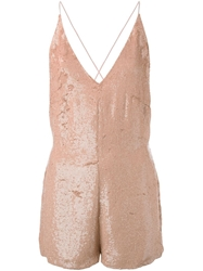 Valentino Sequined Playsuit