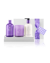 Molton Brown Vanilla And Violet Body And Home Set