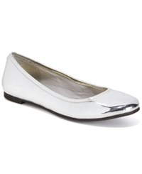 American Living Dolores Metallic Ballet Flats A Macy's Exclusive Style