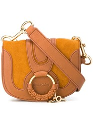 See By Chloe Hana Crossbody Bag Brown