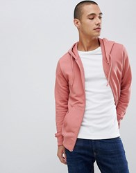 Pull And Bear Pullandbear Join Life Hoodie In Pink