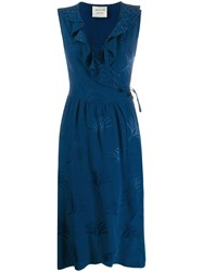 Cecilie Copenhagen Nanna Dress Blue