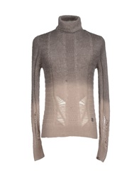 Pierre Balmain Turtlenecks Dove Grey
