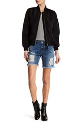 Siwy Kate Distressed Short Blue