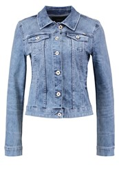Only Onlnew Chris Denim Jacket Medium Blue Denim