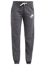 Nike Sportswear Gym Vintage Tracksuit Bottoms Anthracite Sail Mottled Anthracite