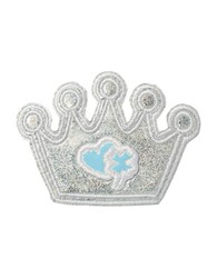 Stoney Clover Lane Puffy Crown Patch Silver
