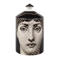 Fornasetti Scented Candle Golden Burlesque