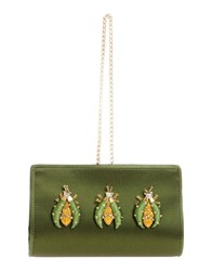 Alberta Ferretti Bags Handbags Women Green