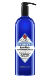 Jack Black 'Turbo Wash' Energizing Cleanser For Hair And Body 33 Oz. 76 Value