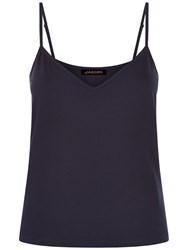 Jaeger Essential Jersey Camisole Top Midnight