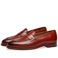 Grenson Lloyd Loafer Brown