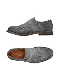 Shoto Loafers Grey