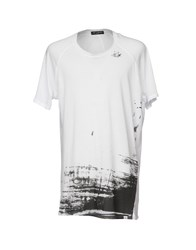 Yes London T Shirts White