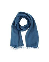 C.P. Company Oblong Scarves Brown