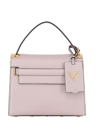Valentino Small My Rockstud Leather Top Handle Bag