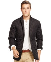 Polo Ralph Lauren Diamond Quilted Long Sleeve Jacket