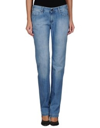 Betwoin Denim Pants Blue
