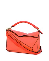 Loewe Puzzle Bag Soft Grained Calf Sand