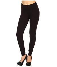 Kensie Solid Legging Black Women's Casual Pants