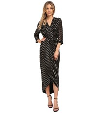 Amanda Uprichard Porter Maxi Multi Women's Dress