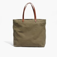 Madewell The Canvas Transport Tote British Surplus