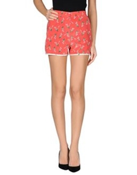 Tucker Shorts Red