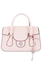 Lodis Rodeo Under Lock And Key Kesha Rfid Leather Satchel Pink Blush