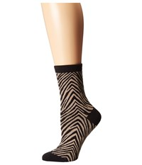 Vera Bradley Foxy Socks Zebra Women's Low Cut Socks Shoes Animal Print