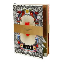 Christian Lacroix A5 Mexico City Notebook